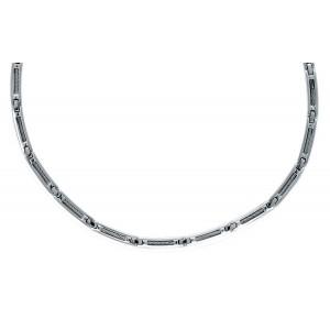 Collier cable en Acier pour Homme