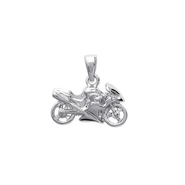 collier homme chaine moto